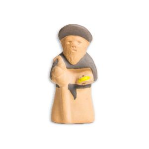 Bela Muxía, Pieza de artesanía de Muxía, Apóstol Santiago.